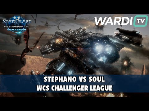 Stephano vs souL (ZvT) - WCS Montreal Challenger Qualifiers 2018