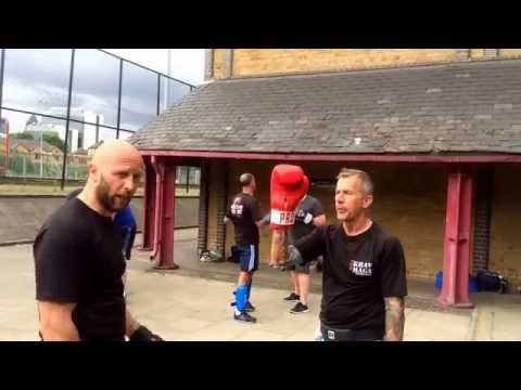 Knockout Punch - Mma Krav Maga - Ricky Manetta