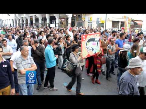 Hespress.com: Le movement 20 février en marche à Rabat