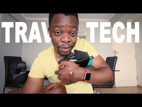 Travel Tech/Gadget im using in ANGOLA