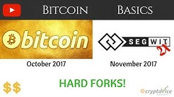 What to do with the Bitcoin Gold (BTG) Fork and the Upcoming Segwit2X (B2X) Fork | Bitcoin Basics