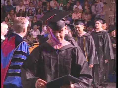 College of Management Degrees - 2010 UMass Lowell Commencement