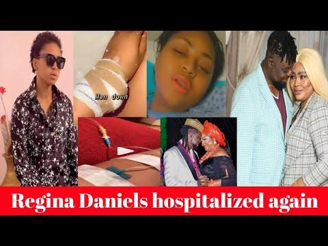 Regina Daniels H0śpital!zed Again Weeks After $ùrgery|Regina Daniels Brother Confirms Mums Marriage