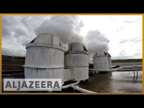 🇰🇪Kenya's green geothermal power an example to the world l Al Jazeera English