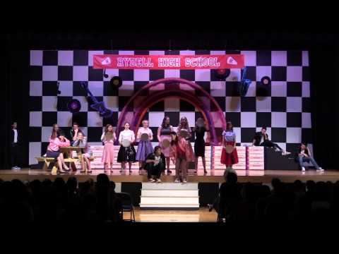 Grease (8th Grade Musical 2014)
