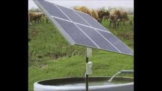 सोलर पंप कैसे काम करता है / how solar water pump works