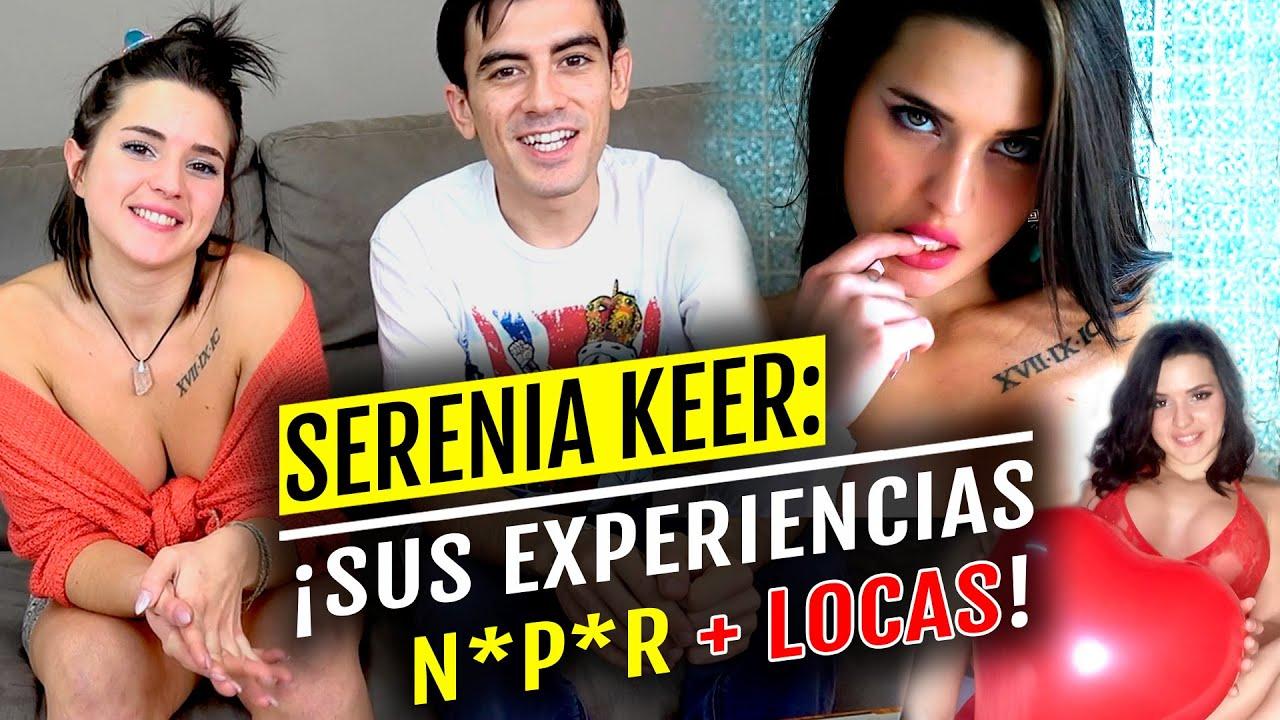TR*S CON POLICÍAS, S*0 CON ANCIANOS | ¡LAS EXPERIENCIAS + LOCAS DE SERENIA KEER!