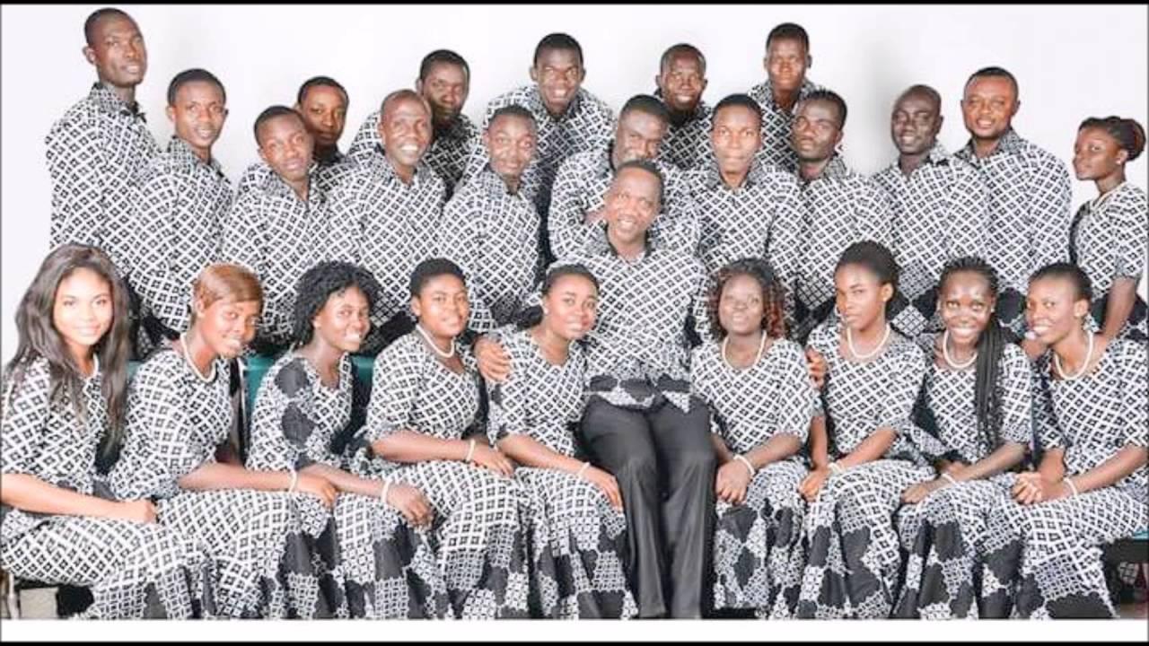 Presbyterian Church of Ghana Hymns by El-Dunamis Minstrels