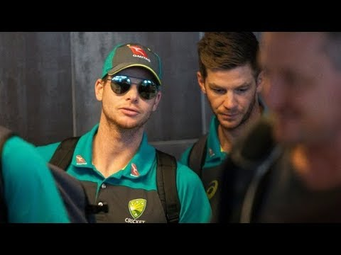Australian cricketers sent home from tour over ball-tampering | ITV News