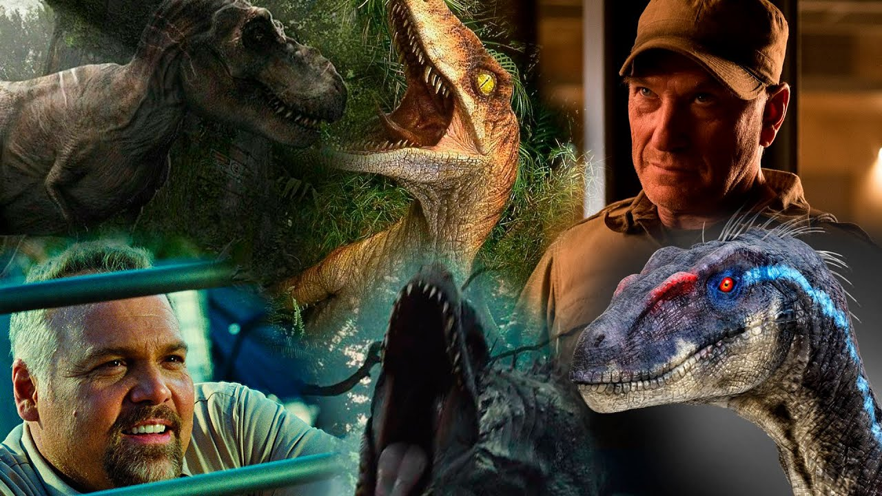 Los 10 mejores villanos de Jurassic Park y Jurassic World