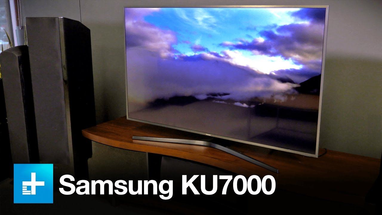 Samsung UN40KU7000F LED TV Windows 8 X64