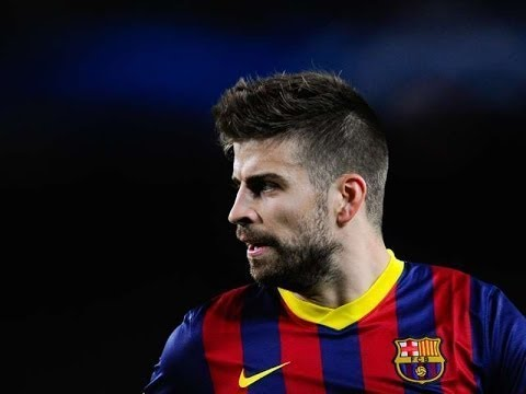 Gerard Pique Haircut Tutorial: Spiked Fohawk with a Fade