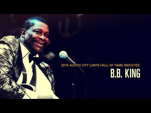 Austin City Limits Hall of Fame 2016: B.B. King