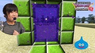 今回は、ゲートブロックを作ってドラクエの世界(Rank1)へ行ってみまし...