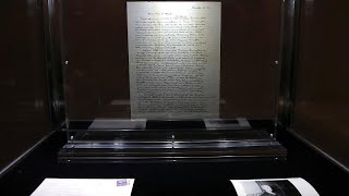 رسالة آينشتاين حول الله والديانة اليهودية بـ 2.89 مليون دولار…