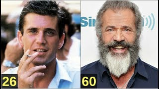 Mel gibson through the years. young pictures(then and now)mel is a well-known film actor, director producer, having starred in braveh...