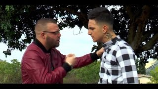 Carmelo Federico Ft. Anthony - Lassale perdere VIDEO UFFICIALE - BACKSTAGE 2015 thumbnail
