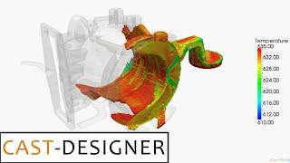Cast-Designer. Примеры результатов моделирования литья под давлением(, 2015-01-28T13:50:22.000Z)