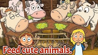 Farm Friends Kids Games Action  Adventure Android Gameplay Video