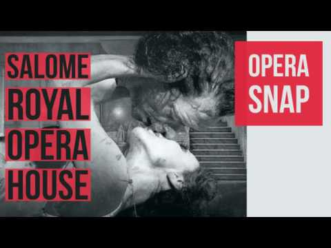 Salome at the Royal Opera House Covent Garden