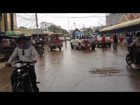 Border Thailand-Cambodia (Aranyanprathet-Poipet)
