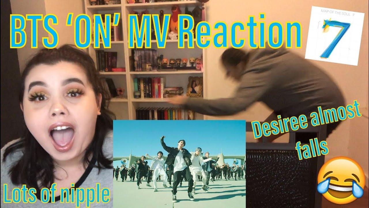 BTS (방탄소년단) 'ON' Kinetic Manifesto Film : Come Prima REACTION