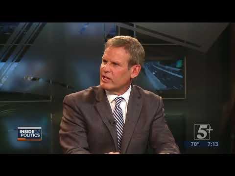 Inside Politics: Bill Lee, Candidate For Governor Part 2