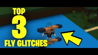 TOP 3 FLY GLITCHES! WORKING 2019 (Roblox Build a Boat For Treasure)