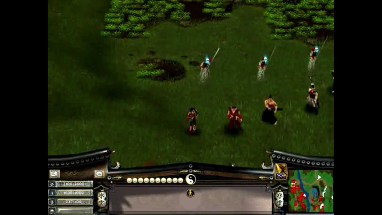 Battle realms mod v1. 2. 1 ultimate heroes (keep) file mod db.