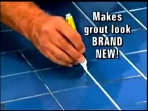 grout tile markers youtube