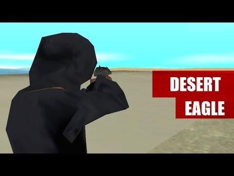 Desert Eagle Plays - SA:MP