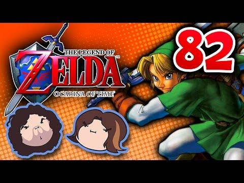 Zelda Ocarina of Time: Setting the Standard - PART 82 - Game Grumps