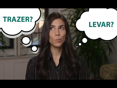 "Speak Portuguese - When to use ""trazer"" to bring or ""levar"" to take? - Speaking Brazilian"