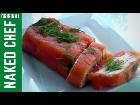 Christmas Food Salmon Terrine How To Make Recipe