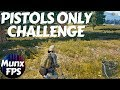 PISTOL'S ONLY | FUNNY GAME CHAT | PUBG CHALLENGES