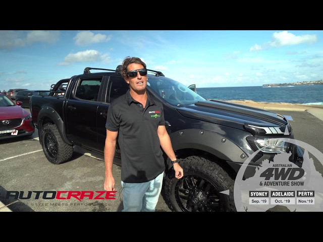 Harries Bondi Rescue Ford Ranger XLT - Waverider