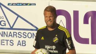 IFK Norrkoping vs AIK full match