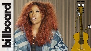 How SZA Created 'Supermodel' | Billboard | How It Went Down