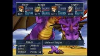 Repeat youtube video dragon quest 8 the true final trial, ultimate dragon and getting the gospel ring