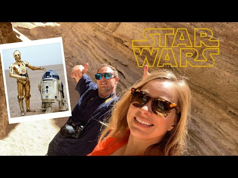 WELCOME TO TUNISIA! INSIDE STAR WARS CANYON (travel Vlog 2019)