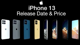 iPhone 13 Release Date and Pri…