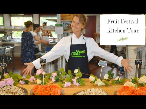 Fresh Food Festival Kitchen Tour