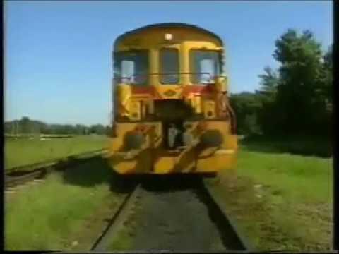 hoogovens Railvervoer 1996