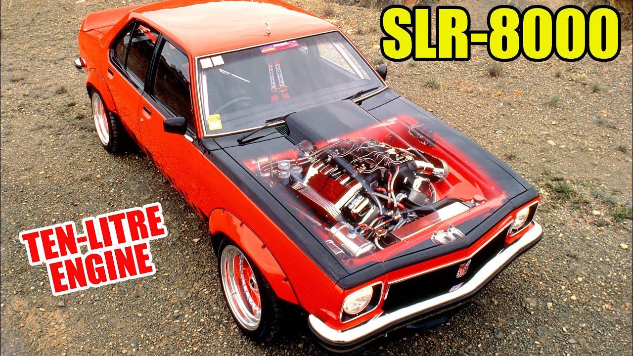 "Download SL/R 8000 ""LITRE-8"" Torana - Street Machine Magazine 40th Anniversary"