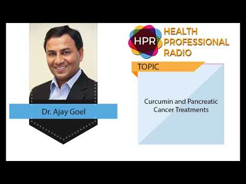 Curcumin and Pancreatic Cancer Treatments