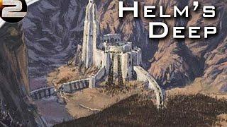 Helm's Deep in PlanetSide 2