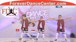 HIP HOP DANCE CHOREOGRAPHY DANCE HIP HOP KIDS DANCE VIDEO
