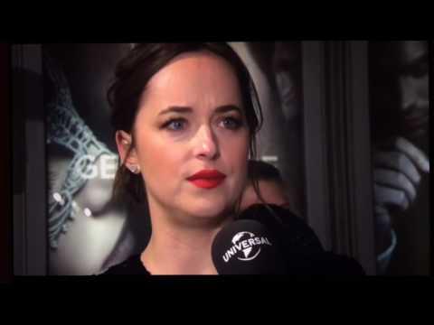 Dakota Johnson - Fifty Shades Darker Hamburg Premiere