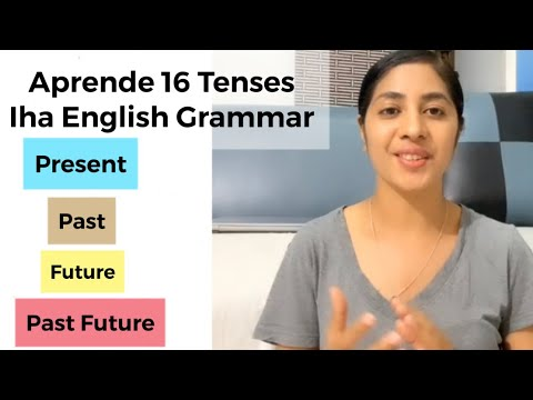 Mai Aprende 16 Tenses Iha English Ho Maneira Fasil | Aprende Ho Julianasdiaryy | Part 1