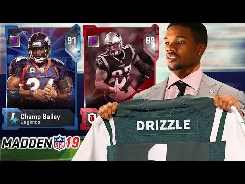 LAST SECOND GAME WINNING TD!! AFC ONLY DRAFT!! - MADDEN 19 DRAFT CHAMPIONS